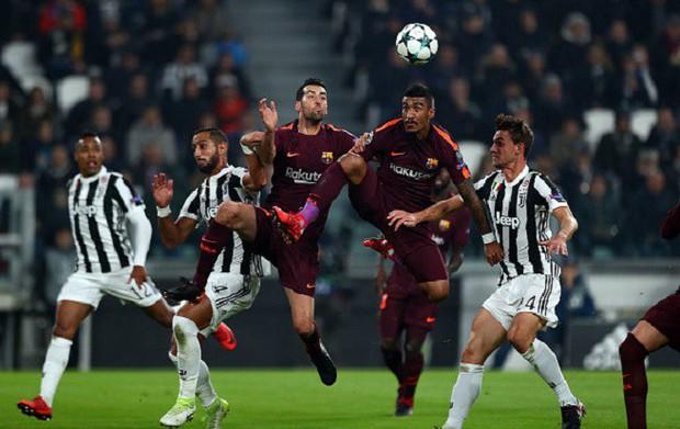 Hòa Barca, Juventus có nguy cơ bị loại ngay từ vòng bảng - Ảnh 4.