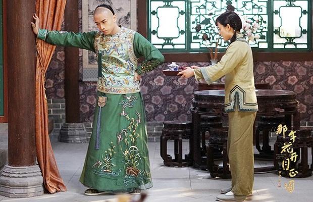 Dù chỉ là nam phụ, Hà Nhuận Đông vẫn lấn lướt Trần Hiểu trong Năm Ấy Hoa Nở Trăng Vừa Tròn - Ảnh 4.