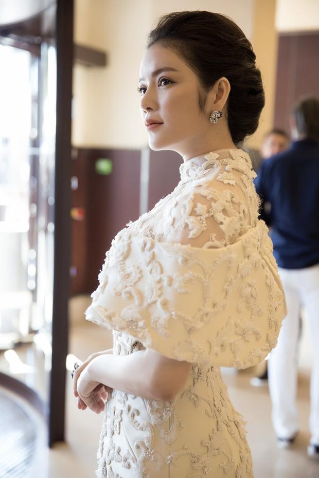 Không thua chị kém em, Lý Nhã Kỳ lộng lẫy như bà hoàng trên thảm đỏ khai màn LHP Cannes 2017 - Ảnh 15.