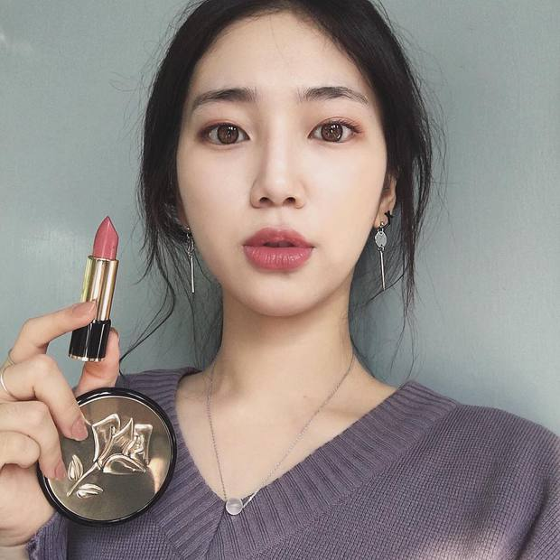 Son màu hồng đất Kim Go Eun diện trong Goblin gây sốt, con gái Hàn thi nhau sắm - Ảnh 12.
