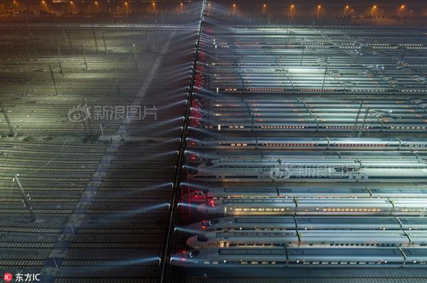 Hãy xem các nhà ga Trung Quốc chuẩn bị để ứng chiến với cuộc đại di cư mùa Tết như thế nào - Ảnh 6.