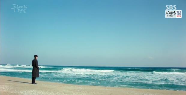 Huyền Thoại Biển Xanh khép lại na ná cái kết của Goblin - Ảnh 9.