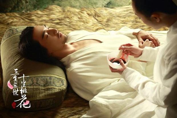 Dương Mịch sẽ đi cấy tóc nếu netizen Trung tiếp tục cợt nhả... cái trán dô của mình! - Ảnh 9.