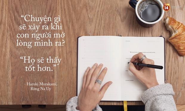 17 câu trích dẫn của Haruki Murakami, là 17 thông điệp chạm đến trái tim về tình yêu, về cuộc đời - Ảnh 17.