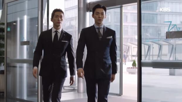 """""""Sếp Kim"""": Diện vest bảnh bao, Nam Goong Min và Jun Ho """"song kiếm hợp bích"""" - Ảnh 14."""