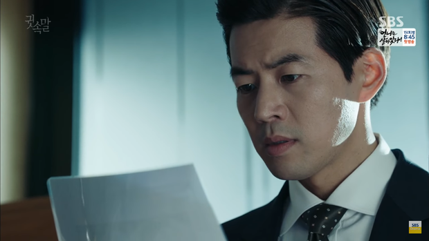 """""""Whisper"""": Đây là cách Lee Bo Young khiến Lee Sang Yoon ngậm miệng - Ảnh 5."""