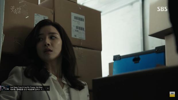 """""""Whisper"""": Bị tố chăn gối với Lee Sang Yoon, Lee Bo Young đáp trả xuất sắc - Ảnh 14."""