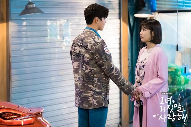 """""""Liar And Lover"""": Lee Hyun Woo """"chết đứng"""" khi Joy ngả vào lòng tình địch - Ảnh 12."""