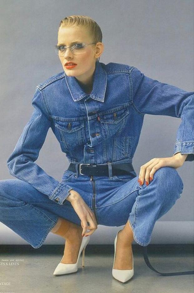 Những lợi ích không tưởng khi mặc quần jeans có phéc-mơ-tuya ở mông - Ảnh 6.
