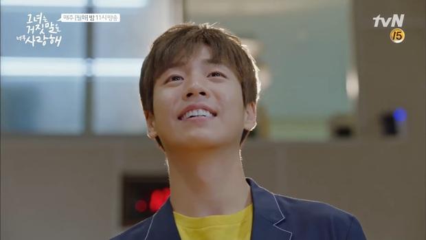"""""""Liar And Lover"""": Chuyện tình như... cái bùng binh của Lee Hyun Woo và Joy lại tái diễn - Ảnh 12."""