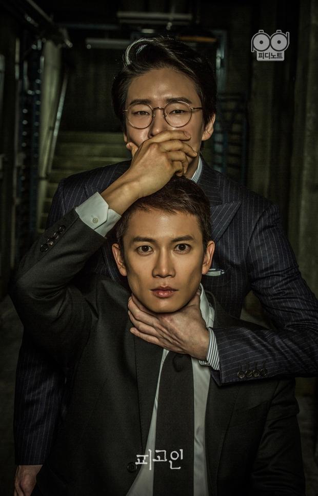 9 phim hình sự, trinh thám xứ Hàn mà bạn không thể bỏ qua - Ảnh 10.