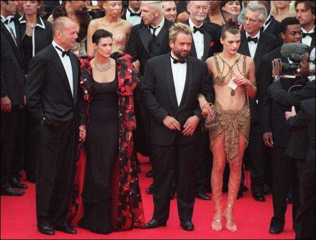 Liên hoan phim Cannes và những khoảnh khắc lịch sử trong 70 năm - Ảnh 8.