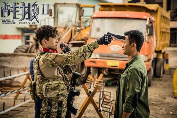 """""""Chiến Lang 2"""" vượt """"Mỹ Nhân Ngư"""", trở thành phim ăn khách nhất Trung Quốc - Ảnh 9."""