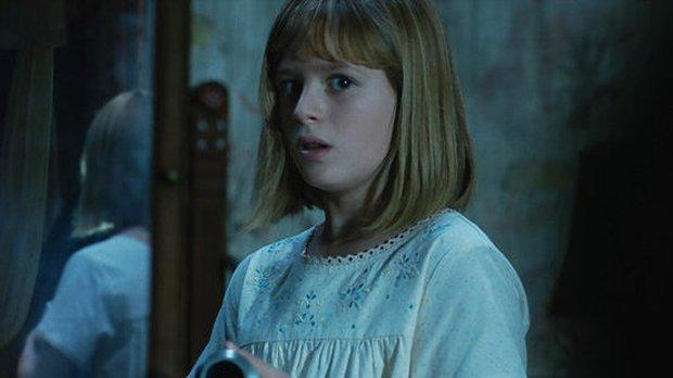 Đây là 2 cô bé khiến cho búp bê ma Annabelle cũng phải khóc nhè bỏ chạy - Ảnh 9.