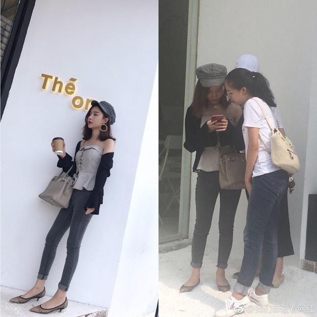 Biết ảnh là ảo rồi, nhưng nhan sắc thật của các hot girl mạng xã hội Trung Quốc vẫn khiến cho nhiều người phải ngã ngửa - Ảnh 7.