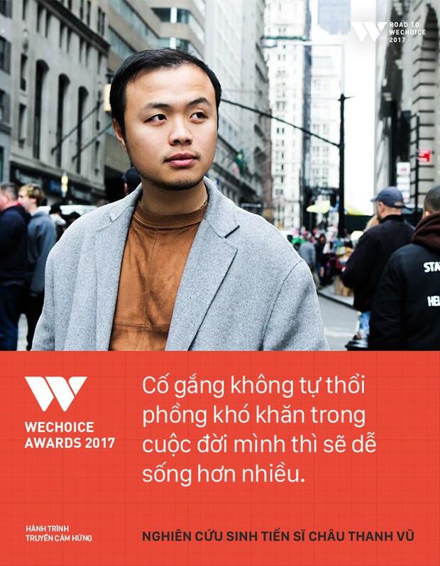Chặng đường Road to WeChoice 2017: Sống lạc quan cũng là cách tiếp thêm cho mình cảm hứng mỗi ngày - Ảnh 9.