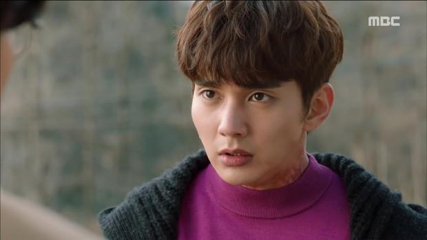 Mặc thân phận sắp bị lộ, robot chủ động cướp nụ hôn đầu của Yoo Seung Ho - Ảnh 10.
