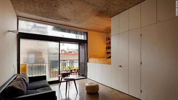 Những căn nhà nhỏ nhưng vô cùng tinh tế trên khắp thế giới - Ảnh 5.