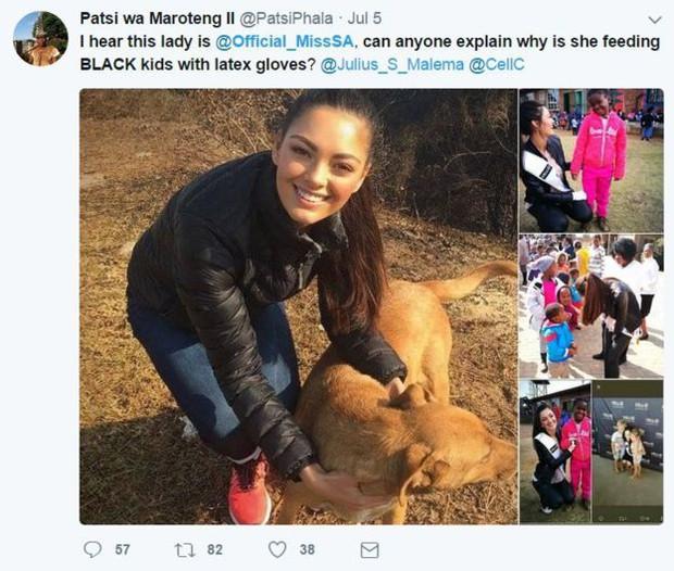 Tân Hoa hậu Hoàn vũ từng bị dọa giết, bắt cóc và bị chỉ trích vì nghi vấn kỳ thị trẻ em nhiễm HIV - Ảnh 4.