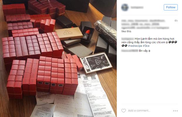 Các nàng lại chuẩn bị mất ăn mất ngủ với BST son đỏ Red Recipe tuyệt mỹ của 3CE - Ảnh 23.
