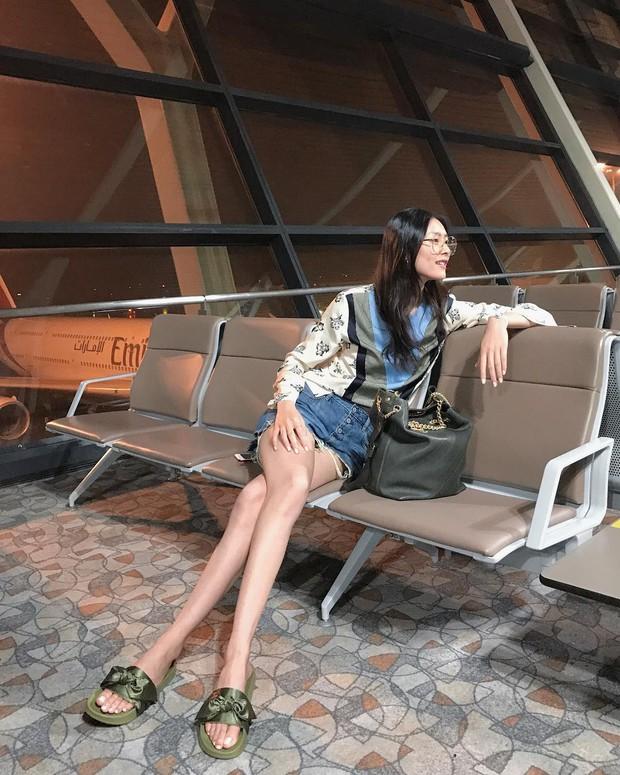 Liu Wen, Sui He, Ming Xi, Xiao Wen Ju: 4 chân dài Victoria's Secret châu Á hóa ra cùng sở hữu style hè đẹp xuất sắc - Ảnh 7.