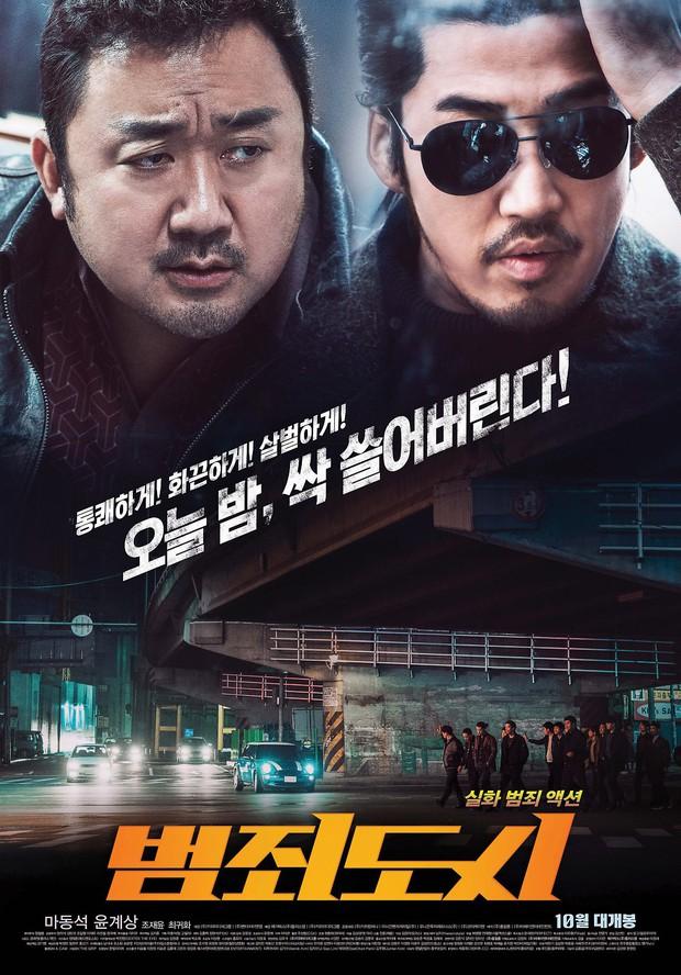 The Outlaws: Xứng đáng là phim Hàn giới hạn tuổi ăn khách thứ ba lịch sử - Ảnh 4.