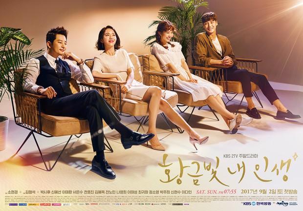 13 phim truyền hình Hàn Quốc có rating cao nhất năm 2017 - Ảnh 13.