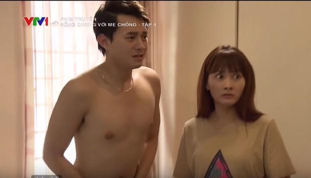 Trên phim body èo ọt thế thôi, ngắm thân hình ngoài đời của nam chính Sống chung với mẹ chồng mới choáng! - Ảnh 3.