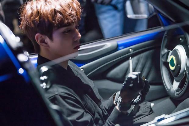 Yoo Seung Ho đã đẹp chết người, người yêu mới của anh còn xuất sắc hơn cả Kim So Hyun - Ảnh 7.