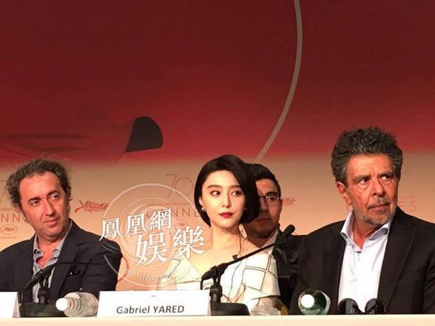Cannes 2017: Phạm Băng Băng bị MC giới thiệu sai trên ghế giám khảo, netizen xứ Trung giận dữ - Ảnh 4.