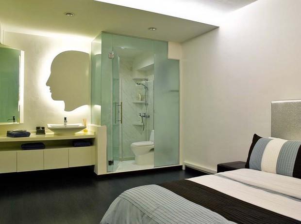 Tại sao nhiều khách sạn lại làm phòng tắm trong suốt? Lý do chưa chắc đã như bạn nghĩ đâu - Ảnh 4.