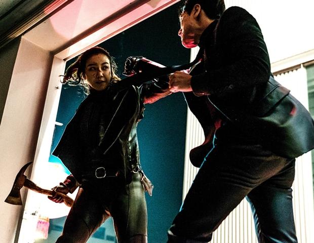 """The Villainess: Đây là người phụ nữ """"ngầu"""" nhất màn ảnh Hàn khiến ai nấy đều hết hồn! - Ảnh 2."""