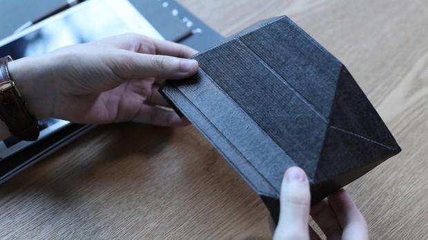 Chân đỡ origami đa năng sinh ra là để cày phim - Ảnh 3.