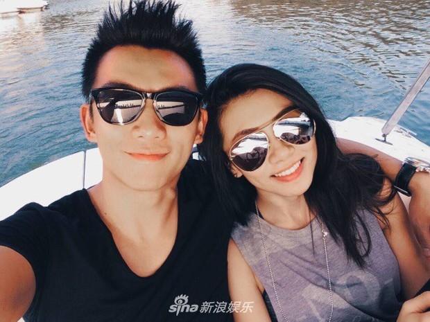 Vừa kết thúc show hẹn hò, sao nam Running Man Trung Quốc tuyên bố chia tay bạn gái gia thế khủng sau hơn 3 năm hẹn hò - Ảnh 3.