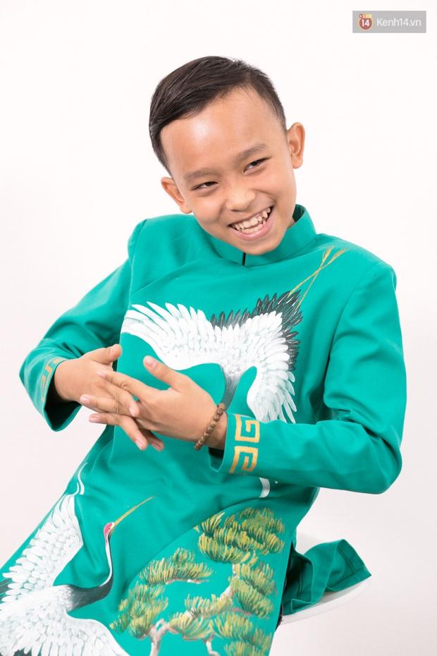 Cùng nghe cậu bé Hồ Văn Cường kể chuyện Tết quê bình dị, đáng yêu - Ảnh 5.