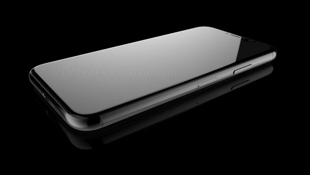 Mục sở thị dung nhan tuyệt trần của iPhone 8, bạn sẽ chết mê chết mệt - Ảnh 1.