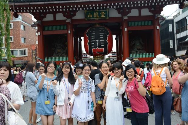 Khám phá đất nước Nhật Bản – Cơ hội trong mơ dành cho học sinh THPT - Ảnh 3.