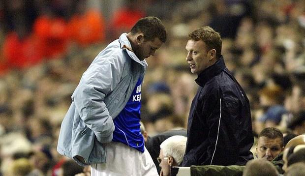 Giải mã mối quan hệ giữa Wayne Rooney và David Moyes - Ảnh 2.