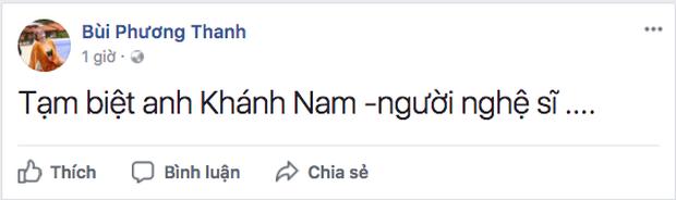 Danh hài Khánh Nam qua đời ở tuổi 56 - Ảnh 2.