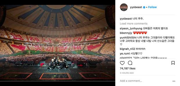 Sao Hàn và Thái đón Giáng Sinh: Wanna One, Big Bang mừng lễ trên sân khấu, Seventeen và NUEST bê than làm từ thiện - Ảnh 14.