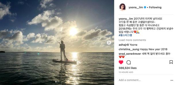 Sao Hàn mừng năm mới 2018: Vợ chồng Song Song rạng rỡ, Big Bang, Wanna One bận rộn đi diễn, Jessica sang hẳn Trung Quốc - Ảnh 8.