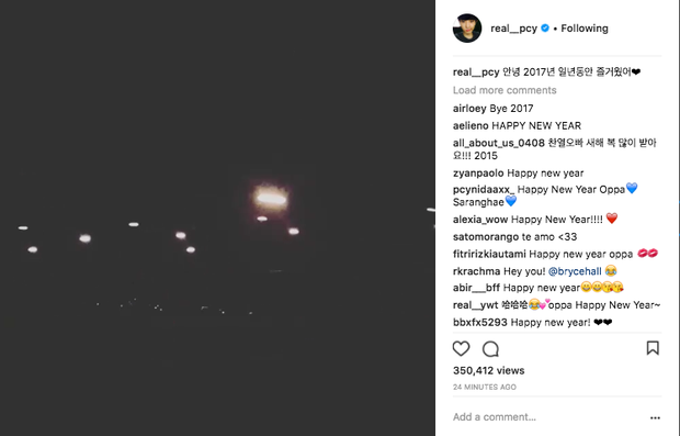 Sao Hàn mừng năm mới 2018: Vợ chồng Song Song rạng rỡ, Big Bang, Wanna One bận rộn đi diễn, Jessica sang hẳn Trung Quốc - Ảnh 17.