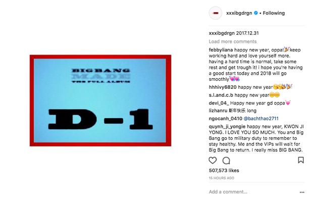 Sao Hàn mừng năm mới 2018: Vợ chồng Song Song rạng rỡ, Big Bang, Wanna One bận rộn đi diễn, Jessica sang hẳn Trung Quốc - Ảnh 12.