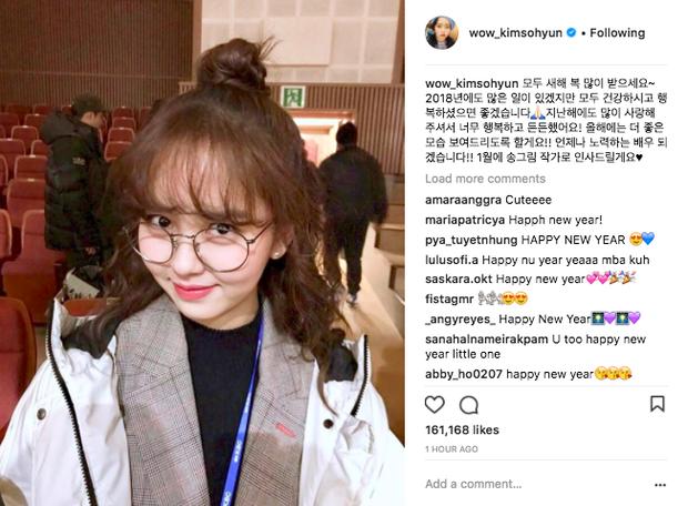 Sao Hàn mừng năm mới 2018: Vợ chồng Song Song rạng rỡ, Big Bang, Wanna One bận rộn đi diễn, Jessica sang hẳn Trung Quốc - Ảnh 22.