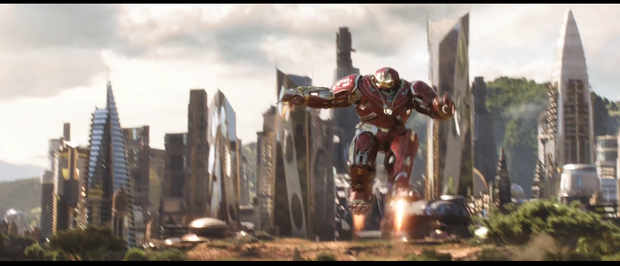 Soi từng giây trailer Avengers: Infinity War, ta có gì? - Ảnh 26.