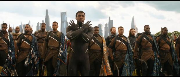 Soi từng giây trailer Avengers: Infinity War, ta có gì? - Ảnh 42.