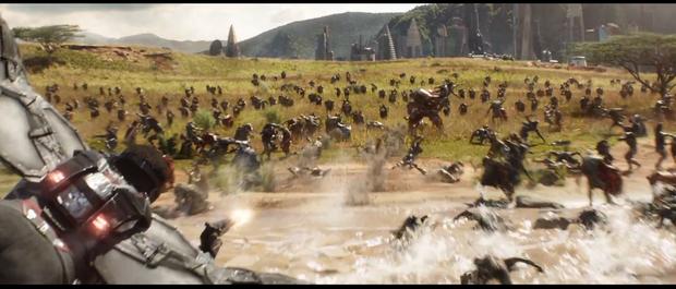 Soi từng giây trailer Avengers: Infinity War, ta có gì? - Ảnh 43.