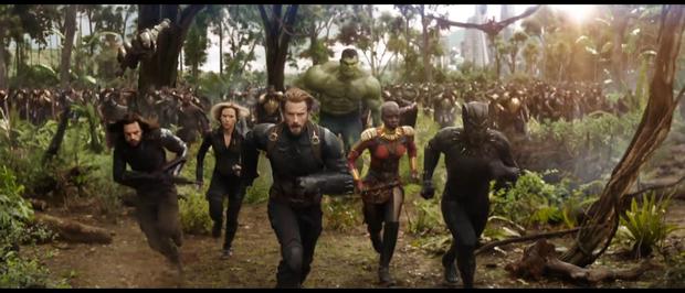 Soi từng giây trailer Avengers: Infinity War, ta có gì? - Ảnh 47.