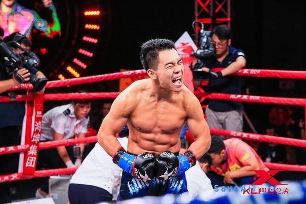Hạ đối thủ trong 1 nốt nhạc, võ sĩ Trung Quốc vẫn mang tiếng cả đời - Ảnh 3.