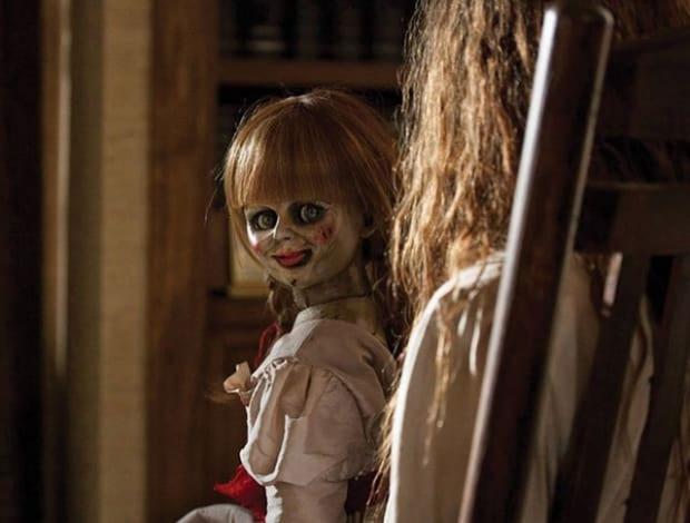 """Nhờ phim, búp bê Annabelle hàng """"fake"""" cũng đắt hàng! - Ảnh 4."""